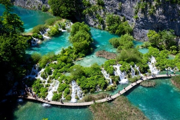 The Waterfalls of Krka National Park