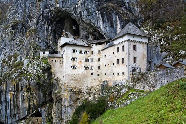 Castle inside the rock – Predjama Castle