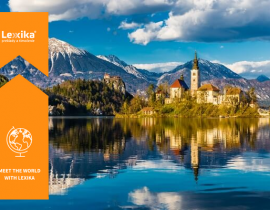 The Bled lake, Slovenia