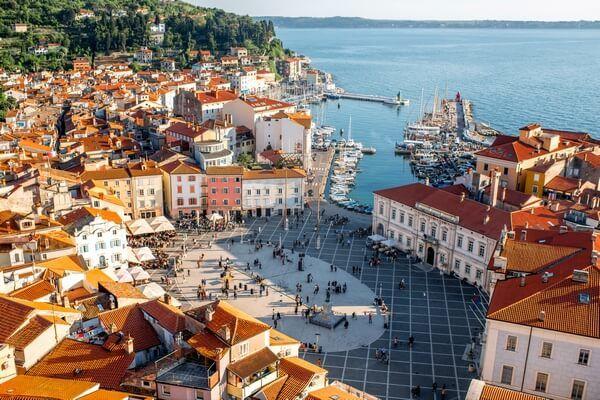 Slovenian Venice