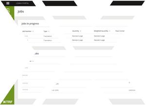 Lexika Vendor portal