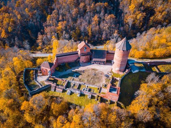 Turajda castle