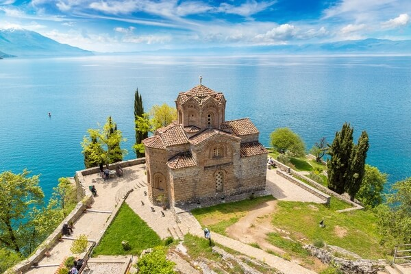 church in Ohrid