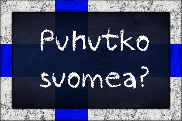 Do you speak finnish?