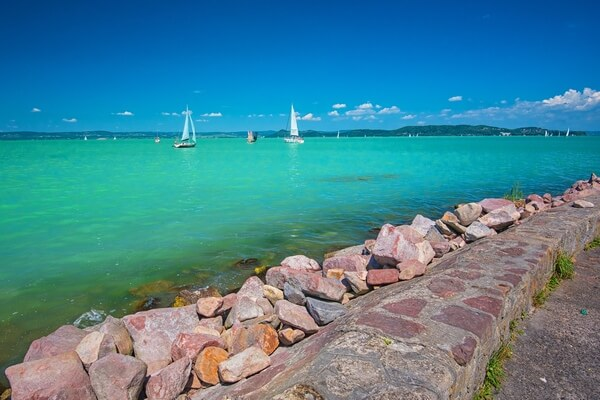 Balaton - Hungarian sea