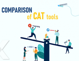 Comparison of CAT tools