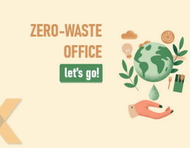 Lexika Zero-waste office - lets go