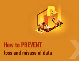 How to prevent loss and misuse of data