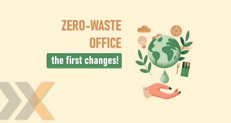 Lexika Zero-waste office – the first changes!