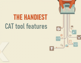 The handiest CAT tool features