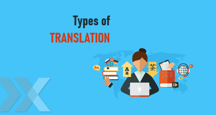 Types of translation services
