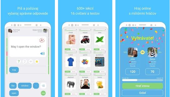 Lingo Play smartphone app preview