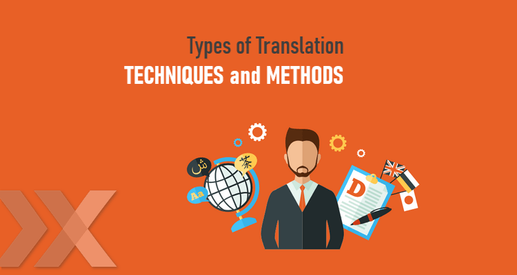 Types of Translation Techniques and Methods