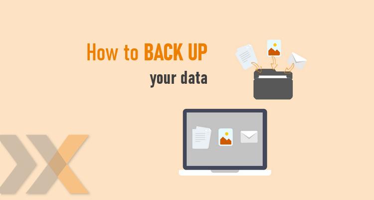 back up methods